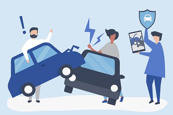 מה עושים במקרה תאונה?